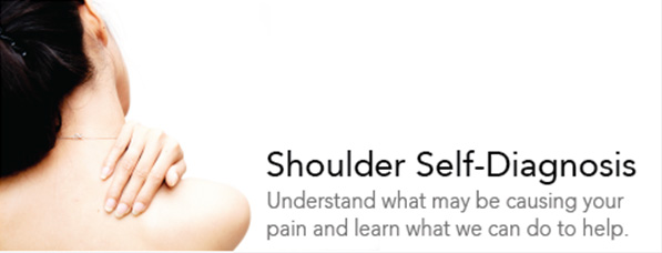 Shoulder Self-Diagnosis