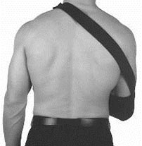 Sling Application - Back View